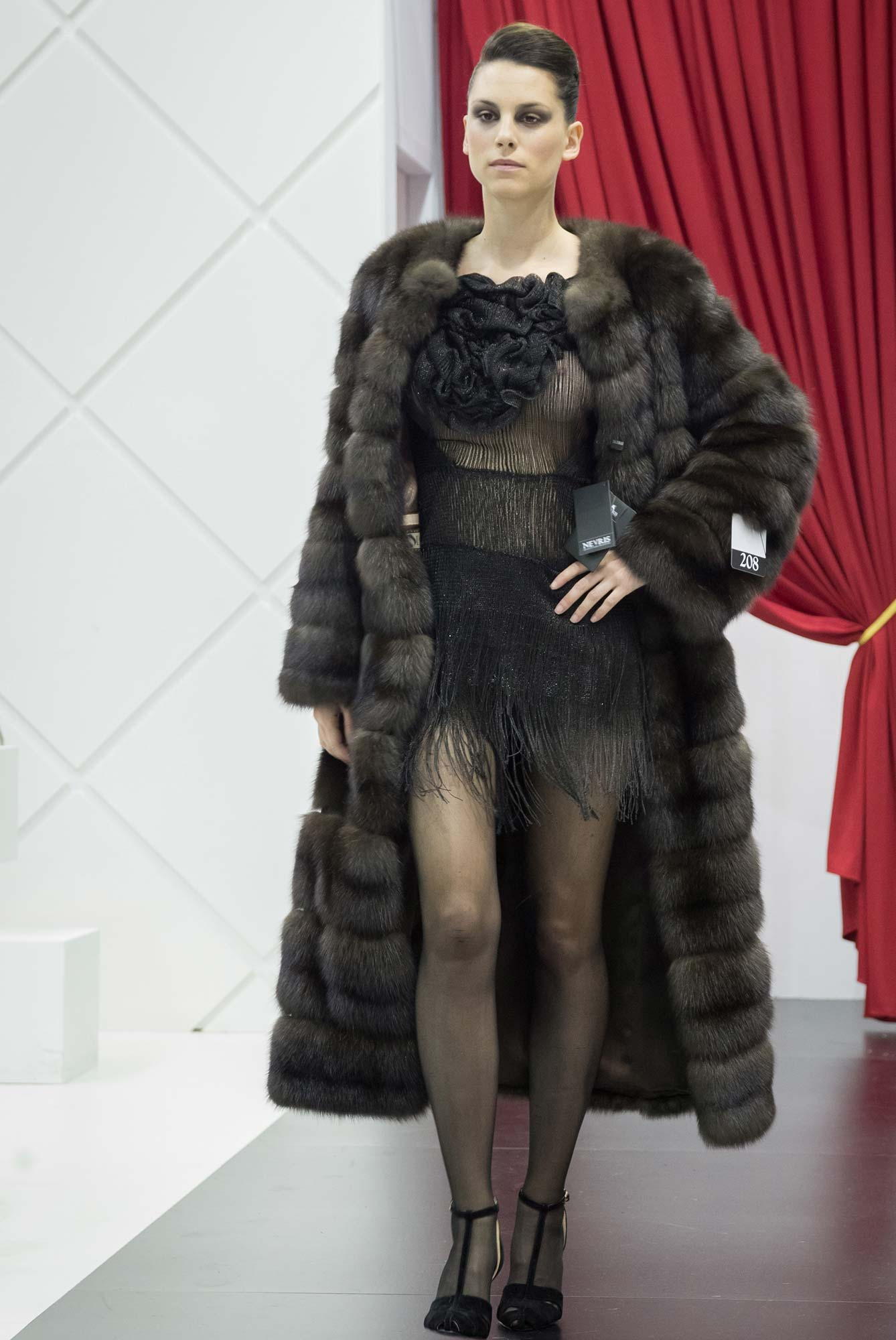 Fur excellence in athens 2014  Nevris